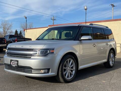 2016 Ford Flex for sale at North Imports LLC in Burnsville MN