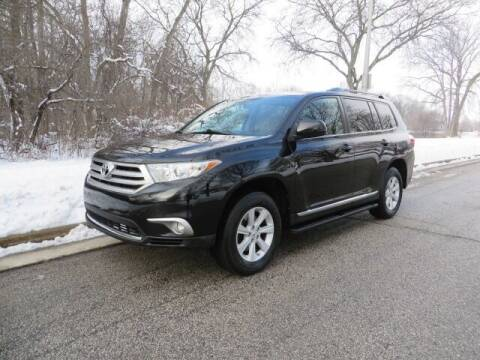2013 Toyota Highlander for sale at EZ Motorcars in West Allis WI