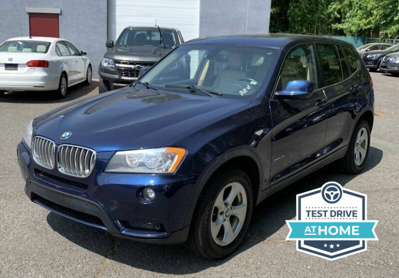 2011 BMW X3 for sale at Eastclusive Motors LLC in Hasbrouck Heights NJ