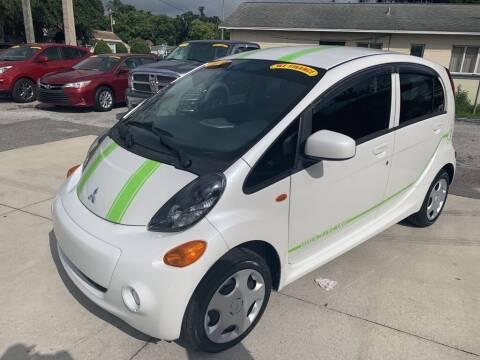 2012 Mitsubishi i-MiEV for sale at Galaxy Auto Service, Inc. in Orlando FL