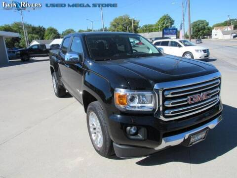 2015 GMC Canyon for sale at TWIN RIVERS CHRYSLER JEEP DODGE RAM in Beatrice NE