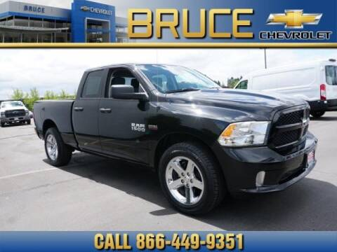2017 RAM Ram Pickup 1500 for sale at Medium Duty Trucks at Bruce Chevrolet in Hillsboro OR