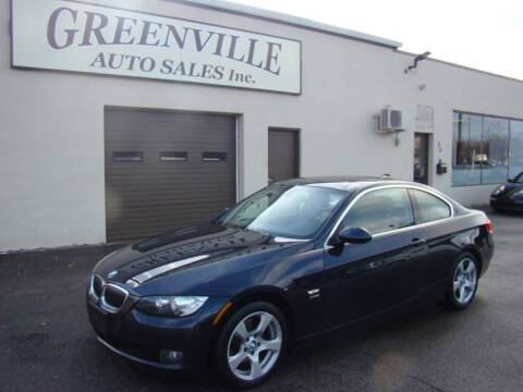 2009 BMW 3 Series for sale at Greenville Auto Sales in Warwick RI