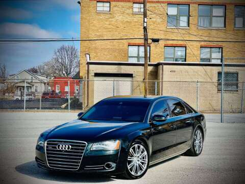 2013 Audi A8 L for sale at ARCH AUTO SALES in St. Louis MO
