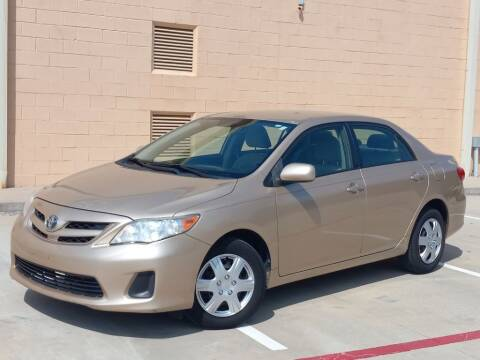 2011 Toyota Corolla for sale at Executive Motor Group in Houston TX