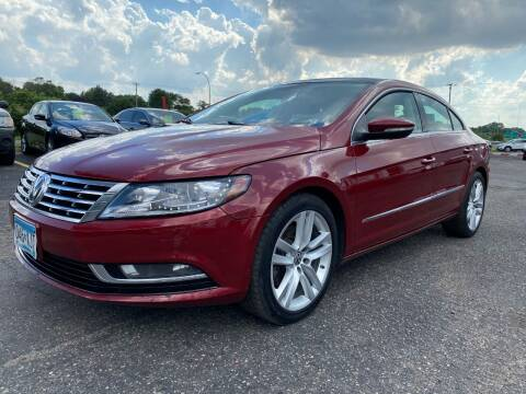 2013 Volkswagen CC for sale at Auto Tech Car Sales in Saint Paul MN