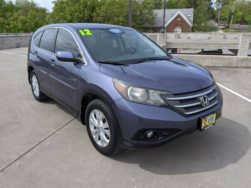 2012 Honda CR-V for sale at QC Motors in Fayetteville AR