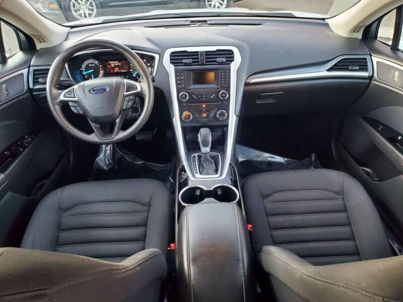 2014 Ford Fusion SE 4dr Sedan - Denver CO