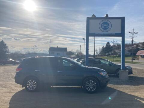 2014 Nissan Pathfinder for sale at Corry Pre Owned Auto Sales in Corry PA