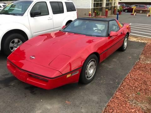 1986 Chevrolet Corvette for sale at Auto Revolution in Charlotte NC