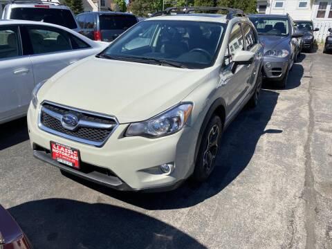 2015 Subaru XV Crosstrek for sale at CLASSIC MOTOR CARS in West Allis WI