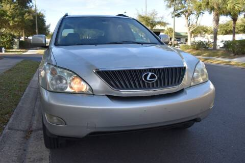 2005 Lexus RX 330 for sale at Monaco Motor Group in Orlando FL