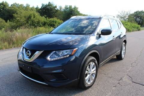 2016 Nissan Rogue for sale at Imotobank in Walpole MA