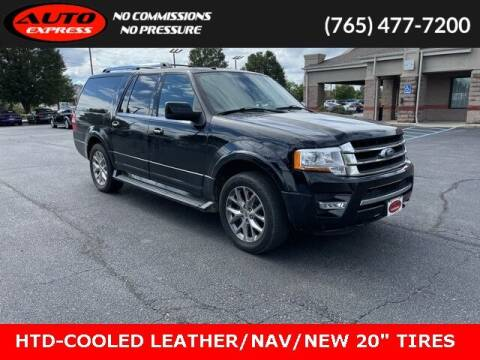 2017 Ford Expedition EL for sale at Auto Express in Lafayette IN