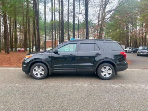 2012 Ford Explorer for sale at H&C Auto in Oilville VA