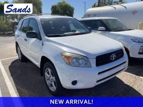 2008 Toyota RAV4 for sale at Sands Chevrolet in Surprise AZ