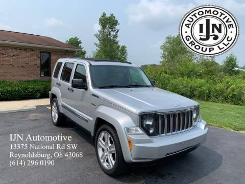 2012 Jeep Liberty for sale at IJN Automotive Group LLC in Reynoldsburg OH