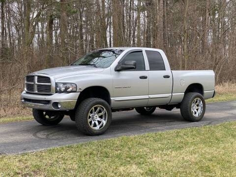 2004 Dodge Ram Pickup 2500 for sale at CMC AUTOMOTIVE in Roann IN