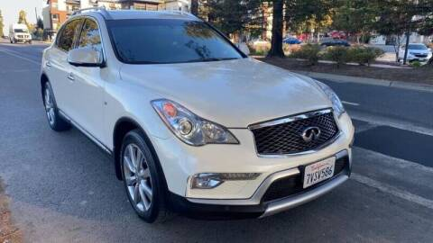 2017 Infiniti QX50 for sale at Brand Motors llc in Belmont CA