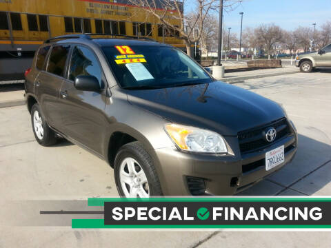 2012 Toyota RAV4 for sale at Super Cars Sales Inc #1 in Oakdale CA