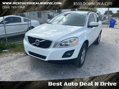 2010 Volvo XC60 for sale at Best Auto Deal N Drive in Hollywood FL