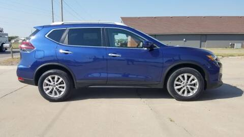 2019 Nissan Rogue for sale at S & S Sports and Imports in Newton KS