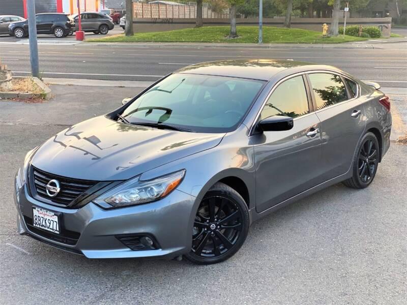 2018 Nissan Altima for sale at KAS Auto Sales in Sacramento CA