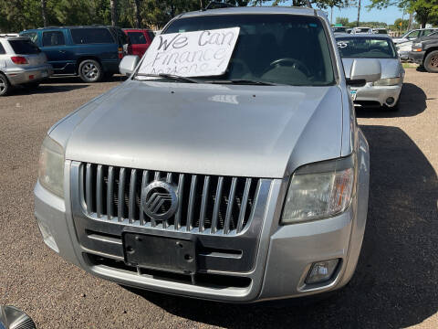 2011 Mercury Mariner for sale at Continental Auto Sales in White Bear Lake MN