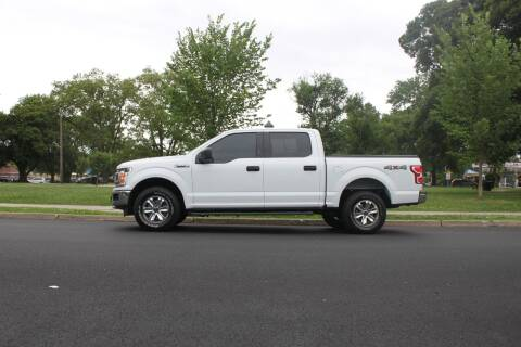 2019 Ford F-150 for sale at Lexington Auto Club in Clifton NJ