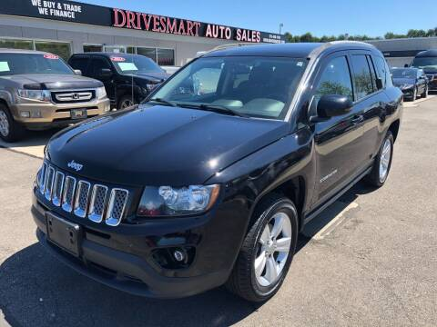 2017 Jeep Compass for sale at DriveSmart Auto Sales in West Chester OH