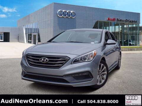 2015 Hyundai Sonata for sale at Metairie Preowned Superstore in Metairie LA