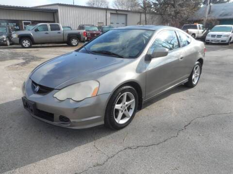 2003 Acura RSX for sale at RJ Motors in Plano IL