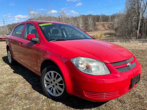 2009 Chevrolet Cobalt for sale at Trocci's Auto Sales in West Pittsburg PA