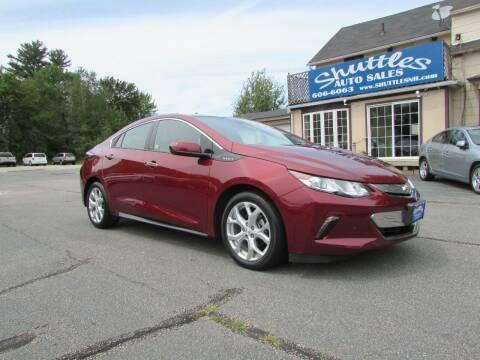 2017 Chevrolet Volt for sale at Shuttles Auto Sales LLC in Hooksett NH