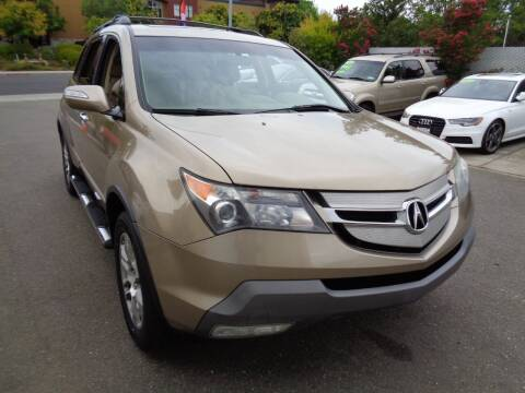 2008 Acura MDX for sale at NorCal Auto Mart in Vacaville CA