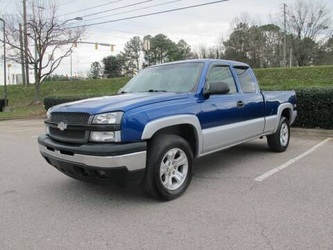 2003 Chevrolet Silverado 1500 for sale at Best Import Auto Sales Inc. in Raleigh NC