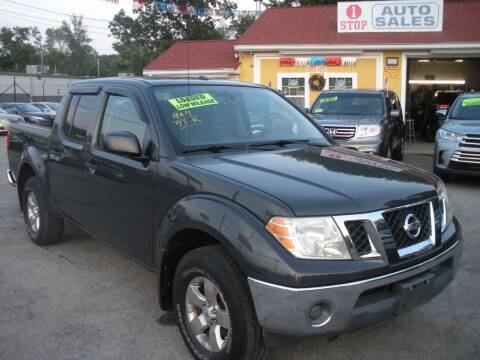 2011 Nissan Frontier for sale at One Stop Auto Sales in North Attleboro MA