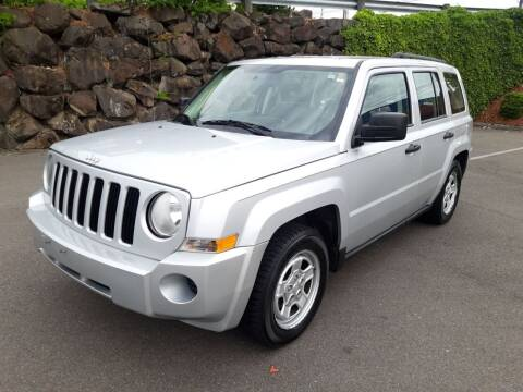2008 Jeep Patriot for sale at South Tacoma Motors Inc in Tacoma WA