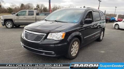 2014 Chrysler Town and Country for sale at Baron Super Center in Patchogue NY