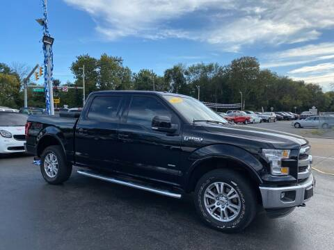 2016 Ford F-150 for sale at WOLF'S ELITE AUTOS in Wilmington DE