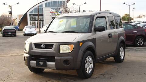 2003 Honda Element for sale at Okaidi Auto Sales in Sacramento CA