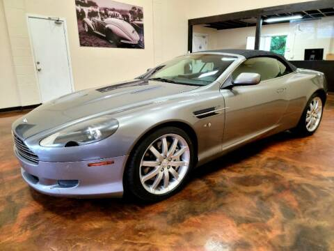 2008 Aston Martin DB9 for sale at Driveline LLC in Jacksonville FL