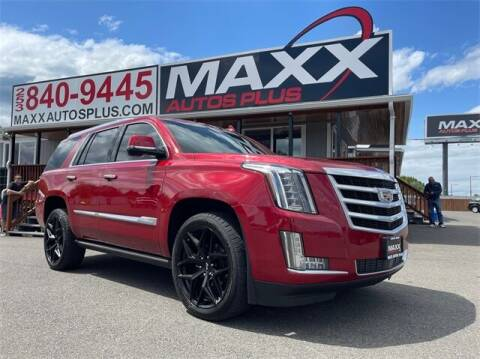 2015 Cadillac Escalade for sale at Maxx Autos Plus in Puyallup WA