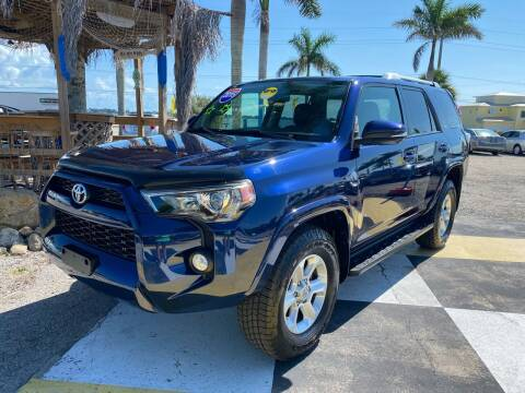 2015 Toyota 4Runner for sale at D&S Auto Sales, Inc in Melbourne FL