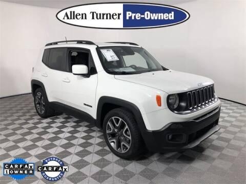 2018 Jeep Renegade for sale at Allen Turner Hyundai in Pensacola FL