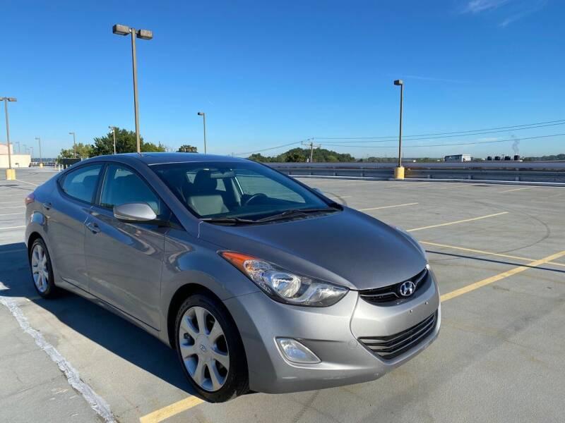 2012 Hyundai Elantra for sale at JG Auto Sales in North Bergen NJ