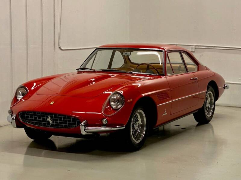 1964 Ferrari 400 Superamerica Aerodinamico for sale at Gallery Junction in Orange CA