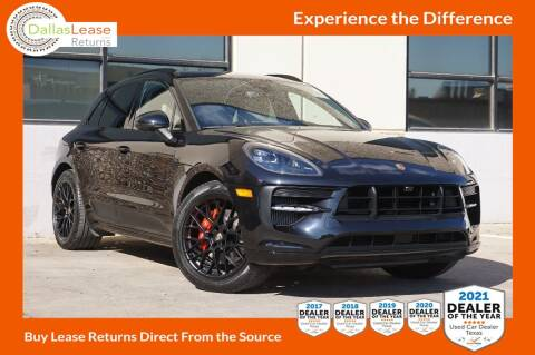 2020 Porsche Macan for sale at Dallas Auto Finance in Dallas TX