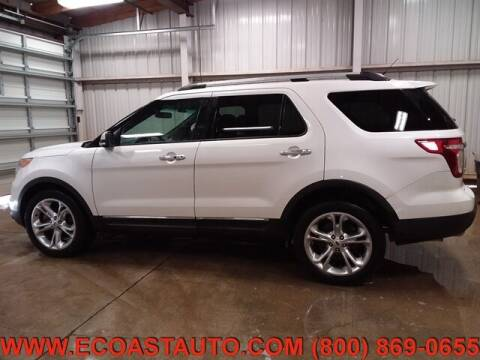 2015 Ford Explorer for sale at East Coast Auto Source Inc. in Bedford VA