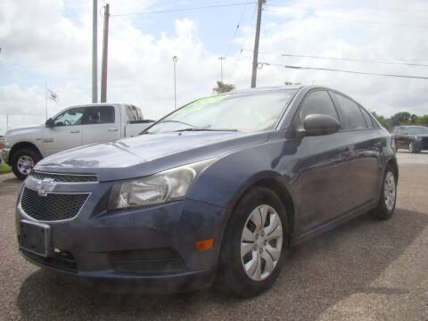 2014 Chevrolet Cruze for sale at Rocky's Auto Sales in Corpus Christi TX